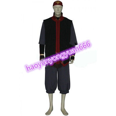 Custom Made Avatar The Last AirBender Aang Cosplay Costume