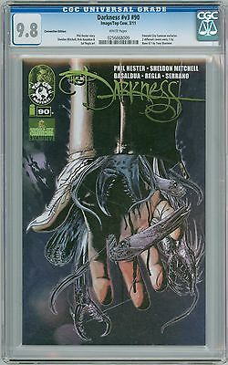 Darkness Vol 3 #90 ECCC CGC 9.8