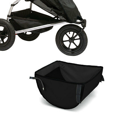 Brand New Out N About Nipper Single 360 Storage Shopping Basket 360 V2 in Black