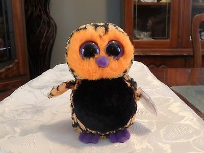 """Ty Beanie Boo Haunt -- 6"""" -- Hard To Find -- Mint"""
