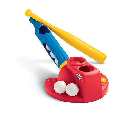 Little Tikes 2 in 1 Baseball Trainer Toy