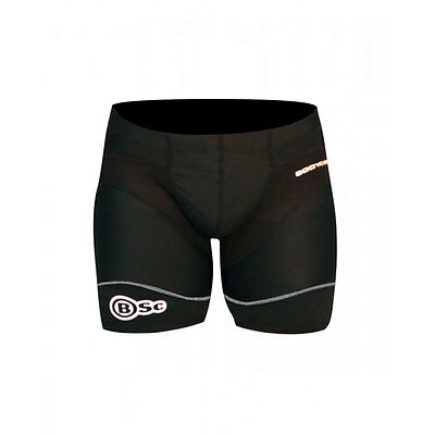 Body Science V6 Athlete Core Stability Shorts - BSc Mens Compression Sportswear