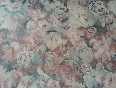 """6 sheets floral acid free Tissue Paper Wedding craft 20""""x30"""""""