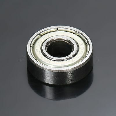 1/5/10pcs 608ZZ Carbon Steel Shields Ball Bearings 8mm x 22mm x 7mm Deep Groove