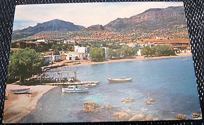 Greece Crete Sitia Makryghialos - posted 1981
