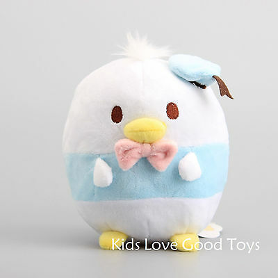 Anime Donald Duck Ufufy Plush Doll Soft Stuffed Animals Toy 7'' Collect Gift