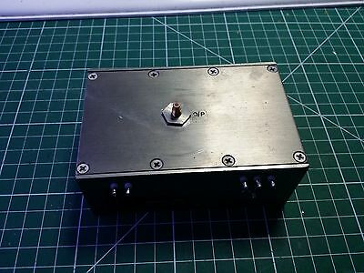 Ovenized Voltage Controlled Oscillator , Military Part