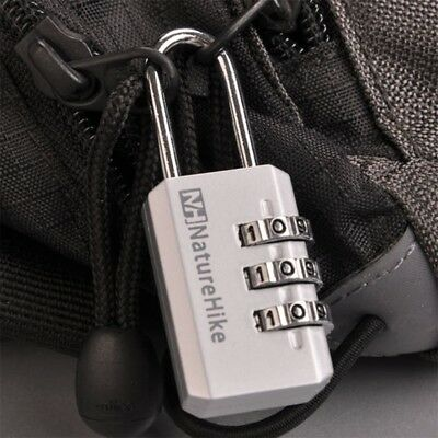 Digit Combination Padlock Travel Suitcase Luggage Security Password Lock XP