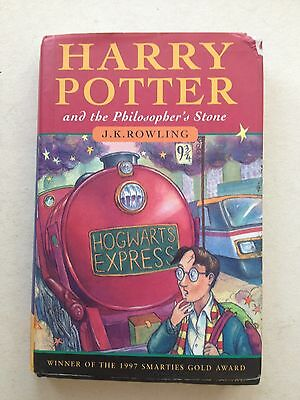 004304 Harry Potter and the Philosopher's Stone JK Rowling 1998 1856134032 Smart