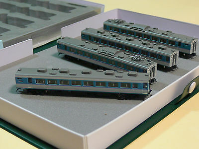 NEW KATO N scale 189 series AZUSA 4 carriage add on
