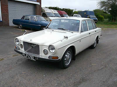 1973 Volvo 164 Automatic saloon tax exempt MOT end OCT