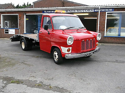 1972 Mk1 Ford Transit Recovery Truck Beavertail