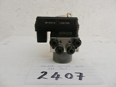 Yamaha Mt-09 2014 Abs Pump (2407)
