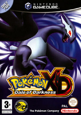 Case Only Pokemon Xd Gale Of Darkness  Nintendo Gamecube Official Pal