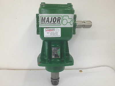 Genuine Major Grass Topper Standard LH Outer Gearbox 601 605 800SM 900SM 900T