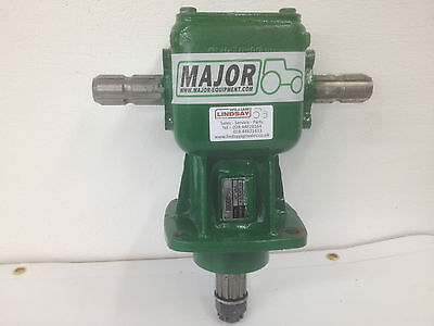 Genuine Major Grass Topper Standard T Gearbox LF205T To Fit 800SM 900SM 900T