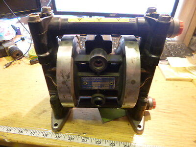 verderair diaphragm pump va10 810.0001 h00e mass3 7 bar