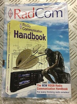 RadCom Magazine for Radio Amateurs October 2016 Edition