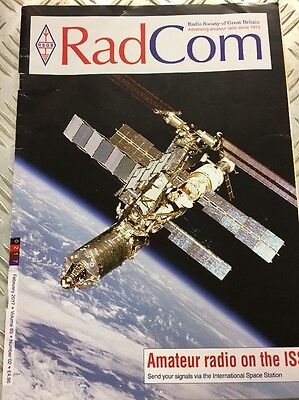 RadCom Magazine for Radio Amateurs February 2017 Edition