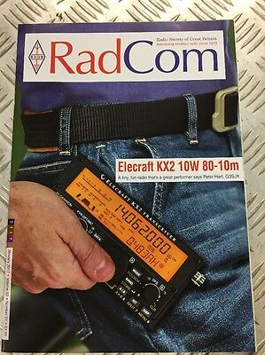 RadCom Magazine for Radio Amateurs January 2017 Edition