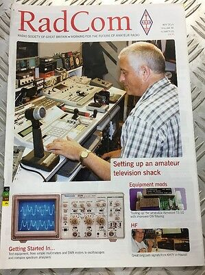 RadCom Magazine for Radio Amateurs May 2014 Edition