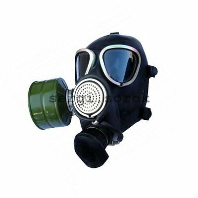 NBC Russian Army Military  Gas Mask Gp-7VM 2016 with filter, size's S, M, L-XL