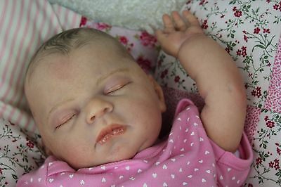 Reborn Baby Girl Rebecca  From  Vahni Gowing