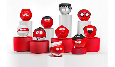 *CHEAPEST* Comic relief Red Noses 2017 *FREE GIFT with EVERY NOSE*