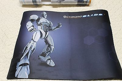 CYBORG G.L.I.D.E 7 Mouse Pad Gaming Surface Size XXL