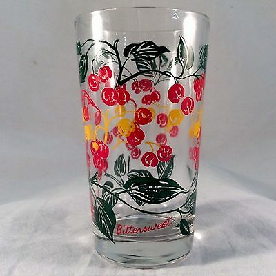 Bittersweet Peanut Butter Glass Boscul Standard Size Red Name Hard To Find