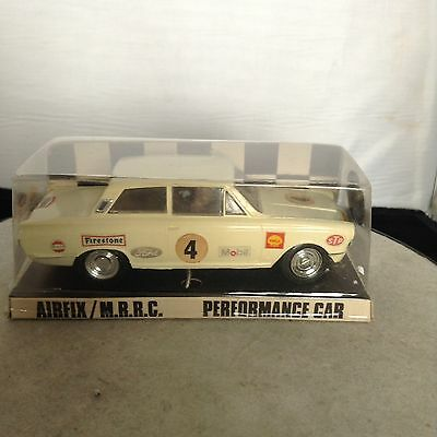 Airfix Scalextric Lotus Ford Cortina.