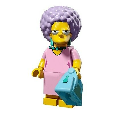 "Lego Simpsons Series 2 ""Patty"" Minifigure No.71009 (Sealed Packet)"