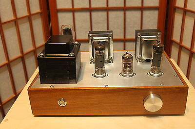 Valab Canaan-1 EL84 Single Ended Tube Amplifier (12AX7 / EL84)