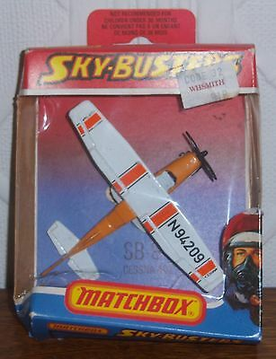 Matchbox Skybusters SB14 Cessna 210