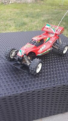 nikko stealh frame buggy 4wd dictator 1