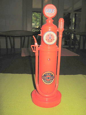 Vintage Collectible Gulf Oil Gas Pump Phone Gasoline Telephone