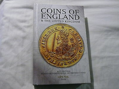 SPINK : Standard Catalogue Of British Coins 45th Edition 2010