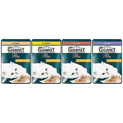Gourmet Perle Chef's Country Collection in Gravy 96 x 85 g Chef's Collection