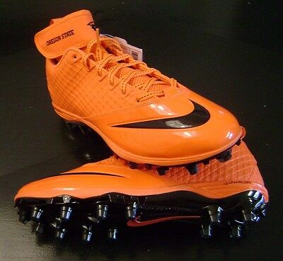 New In Box Nike Lunar Superbad Pro Td Football Lacrosse Cleats $100 Promo Osu
