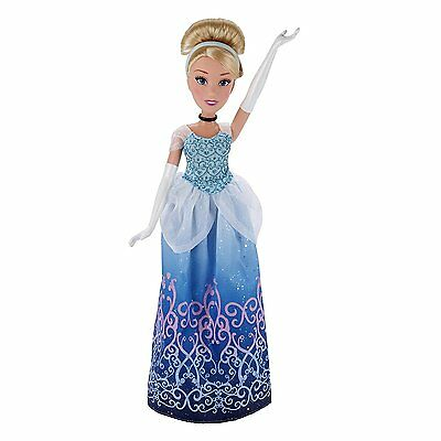 Disney Princess Royal Shimmer Cinderella Doll - Free Worldwide Shipping
