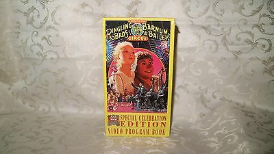 New Ringling Brothers Barnum and Bailey Circus Special Celebration Edition 1993