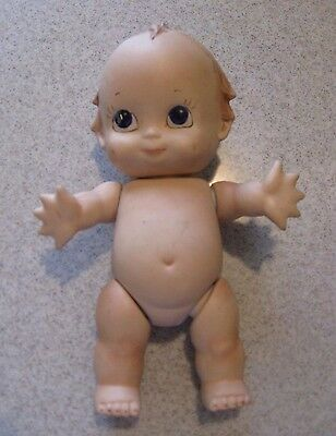 """Vintage Bisque 7"""" Kewpie Doll Fully Jointed Signed Dated & Named"""