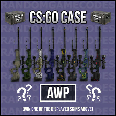 CSGO Random AWP Skin - Counter-Strike Global Offensive - CHEAPEST