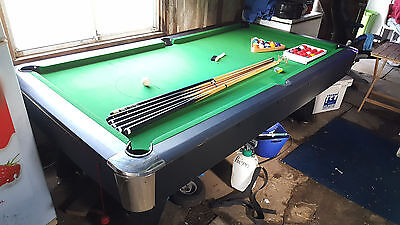 POOL TABLE 7 x 4 As NEW