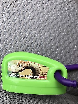 Fisher-Price Smart Cycle DISCOVER THE DINOSAURS ~ Cartridge Only