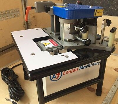 Woodworking Machinery Curve Straight Edge Banding FC1001S Portable Edge Banding