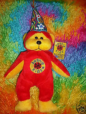 Beanie Kids Party Master Not For Retail Sale Rare Mwmt