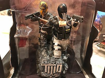 ARMY OF TWO THE DEVIL'S CARTEL Limited Edition Collectible Statue Bust EA Games