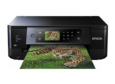 Epson Expression Premium XP-640 All-in-One Wi-Fi Printer Print / Copy /Scan-NEW!