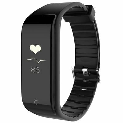 Fitness Tracker Heart Rate Monitor RIVERSONG Smart Bracelet Bluetooth 4.0...